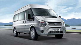Ford Transit - 16 Sts