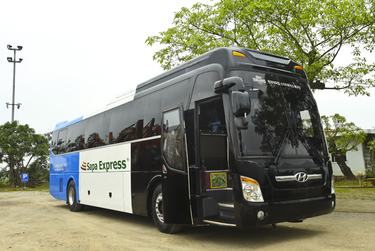 Sapa Express Bus (Soft Seat VIP)