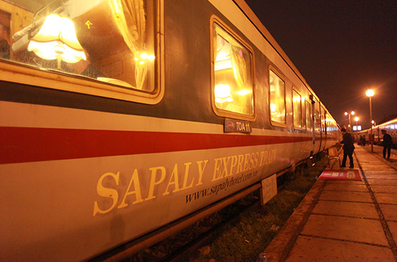 Sapaly Express Train